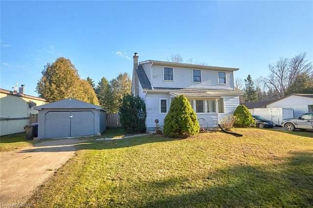 551 Main Street E, Dundalk, ON N0C 1B0 (MLS #40044118) :: Sutton Group Envelope Real Estate Brokerage Inc.