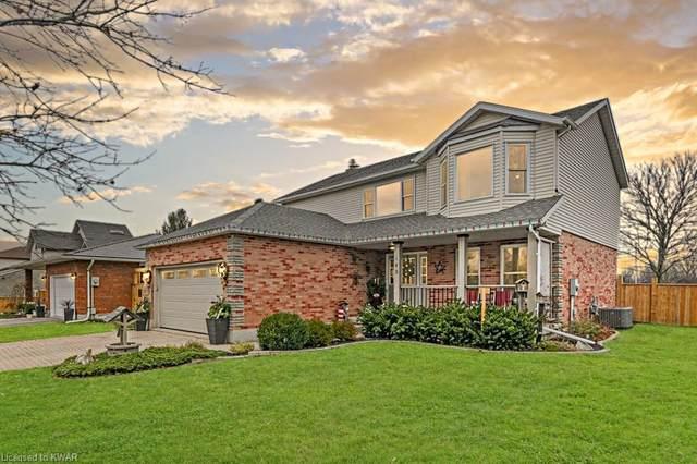 148 Fennel Street, Plattsville, ON N0J 1S0 (MLS #40044155) :: Sutton Group Envelope Real Estate Brokerage Inc.