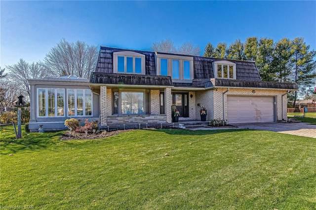 137 Sherwood Place, Dorchester, ON N0L 1G3 (MLS #40044196) :: Sutton Group Envelope Real Estate Brokerage Inc.