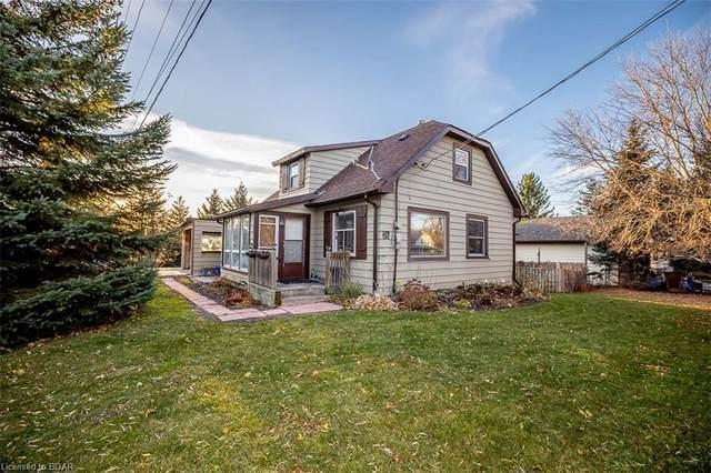78 Yonge Street Street N, Elmvale, ON L0L 1P0 (MLS #40044287) :: Sutton Group Envelope Real Estate Brokerage Inc.
