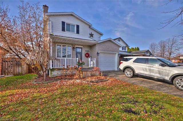7395 Sandy Court, Niagara Falls, ON L2G 7R2 (MLS #40044382) :: Sutton Group Envelope Real Estate Brokerage Inc.