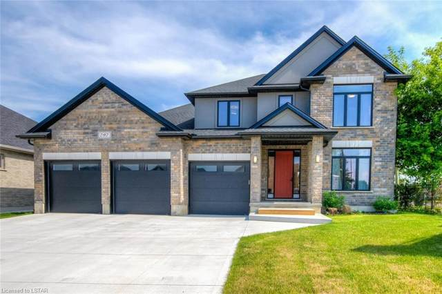 797 Hickoryridge Common, London, ON N6G 5B3 (MLS #40044400) :: Sutton Group Envelope Real Estate Brokerage Inc.