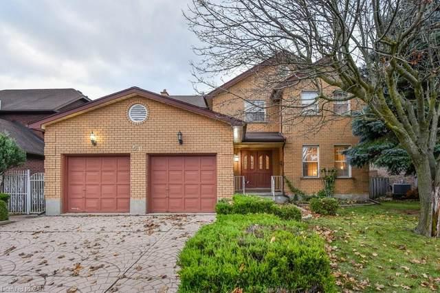 60 Chimney Hill Drive, Cambridge, ON N1T 1H3 (MLS #40044532) :: Sutton Group Envelope Real Estate Brokerage Inc.