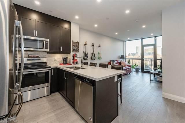 101 Locke Street #513, Hamilton, ON L8P 4A6 (MLS #40044579) :: Sutton Group Envelope Real Estate Brokerage Inc.