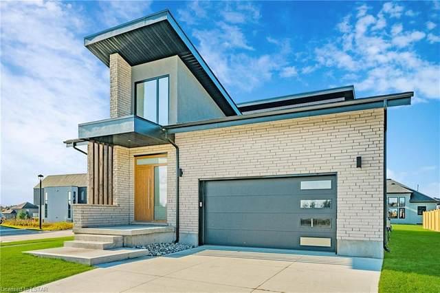 3533 Silverleaf Chase, London, ON N6P 0B2 (MLS #40044883) :: Sutton Group Envelope Real Estate Brokerage Inc.