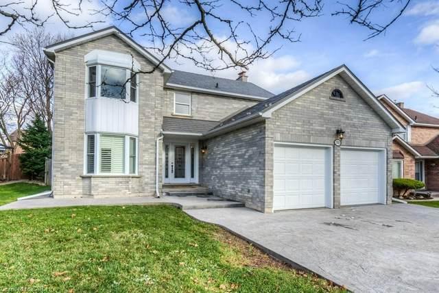 110 Wallace Drive, Cambridge, ON N1T 1K8 (MLS #40044885) :: Sutton Group Envelope Real Estate Brokerage Inc.