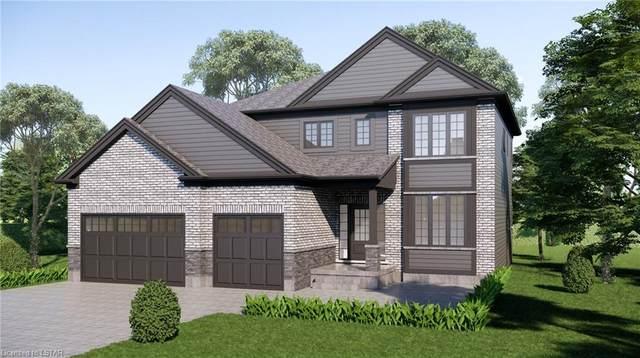 2607 Queen Street, Mount Brydges, ON N0L 1W0 (MLS #40044888) :: Sutton Group Envelope Real Estate Brokerage Inc.