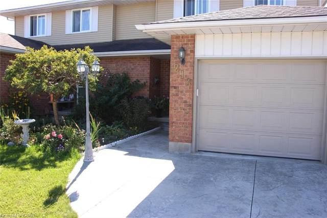 212 Westwood Avenue, Tavistock, ON N0B 2R0 (MLS #40044942) :: Sutton Group Envelope Real Estate Brokerage Inc.