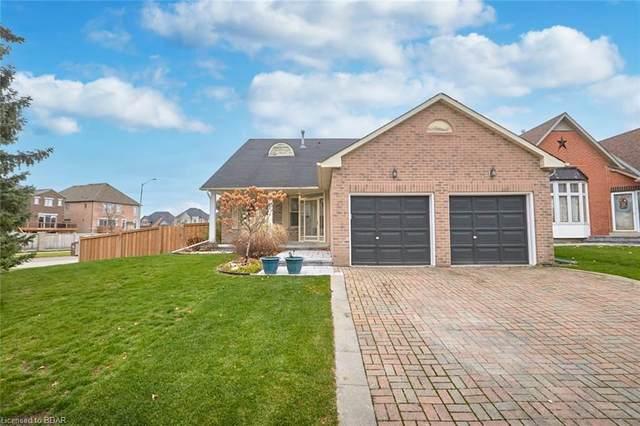 295 Glenway Circle, Newmarket, ON L3Y 7S8 (MLS #40044946) :: Sutton Group Envelope Real Estate Brokerage Inc.