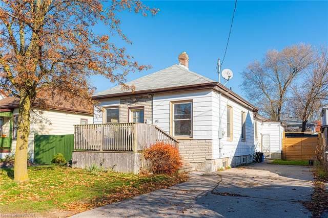 93 Norfolk Avenue, Cambridge, ON N1R 3T8 (MLS #40045053) :: Sutton Group Envelope Real Estate Brokerage Inc.