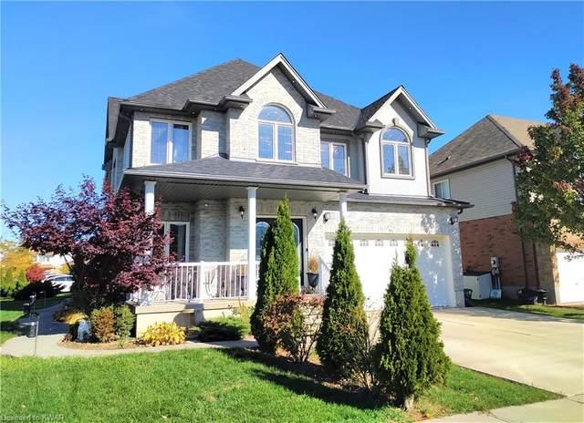 16 Wagler Avenue, Baden, ON N3A 4L3 (MLS #40045231) :: Sutton Group Envelope Real Estate Brokerage Inc.