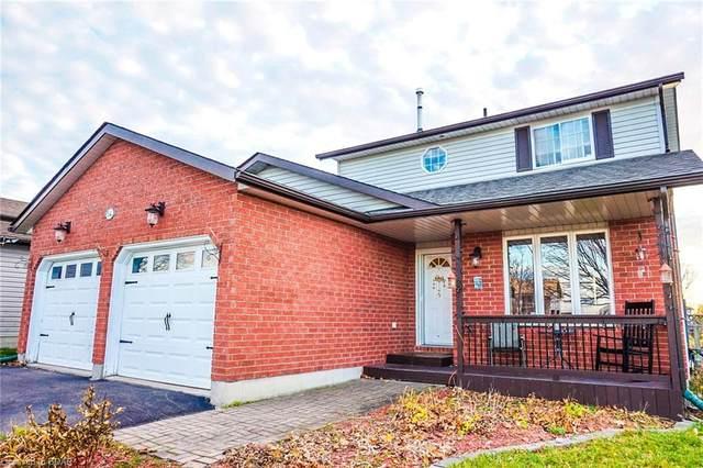 54 Ritchie Crescent, Elmvale, ON L0L 1P0 (MLS #40045273) :: Sutton Group Envelope Real Estate Brokerage Inc.