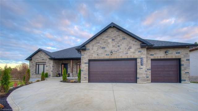 2331 Snyder's Road E, Petersburg, ON N0B 2H0 (MLS #40045300) :: Sutton Group Envelope Real Estate Brokerage Inc.