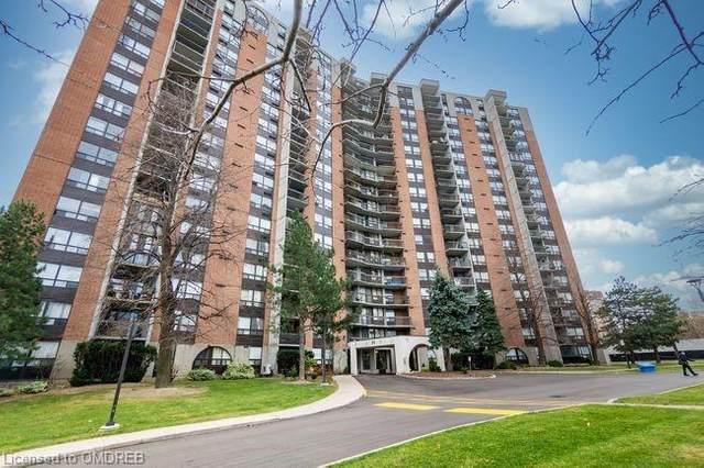 50 Mississauga Valley Boulevard #1812, Mississauga, ON L5A 3S2 (MLS #40045303) :: Sutton Group Envelope Real Estate Brokerage Inc.