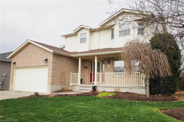 298 Saginaw Parkway, Cambridge, ON N1T 1R8 (MLS #40045635) :: Sutton Group Envelope Real Estate Brokerage Inc.