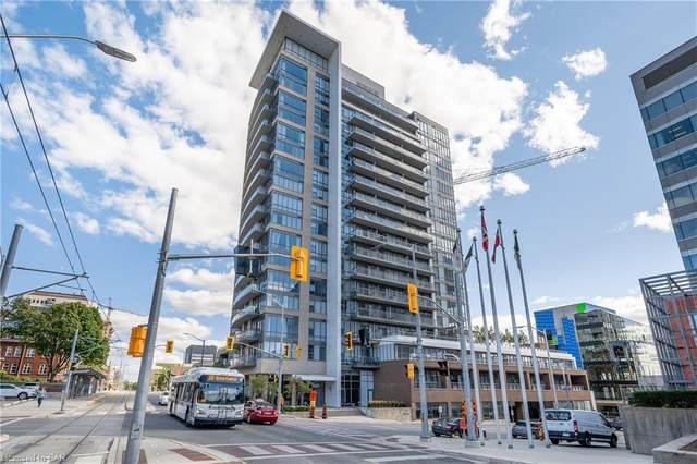 85 Duke Street W #1408, Kitchener, ON N2H 0B7 (MLS #40045967) :: Sutton Group Envelope Real Estate Brokerage Inc.