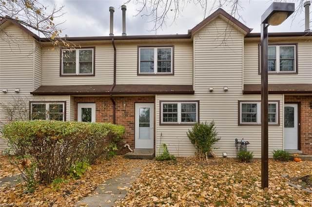 2065 Amherst Heights Court #28, Burlington, ON L7P 4R8 (MLS #40045979) :: Sutton Group Envelope Real Estate Brokerage Inc.