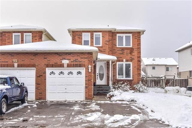 334 Christopher Drive, Cambridge, ON N1P 1B9 (MLS #40046007) :: Sutton Group Envelope Real Estate Brokerage Inc.