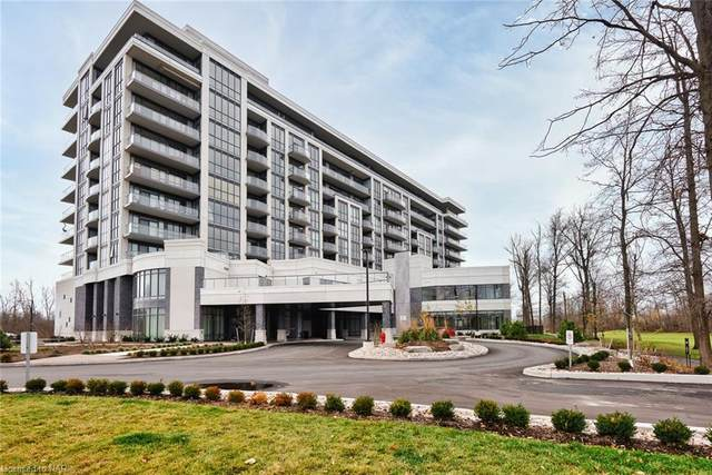 7711 Green Vista Gate #909, Niagara Falls, ON L2G 0A8 (MLS #40046011) :: Forest Hill Real Estate Collingwood