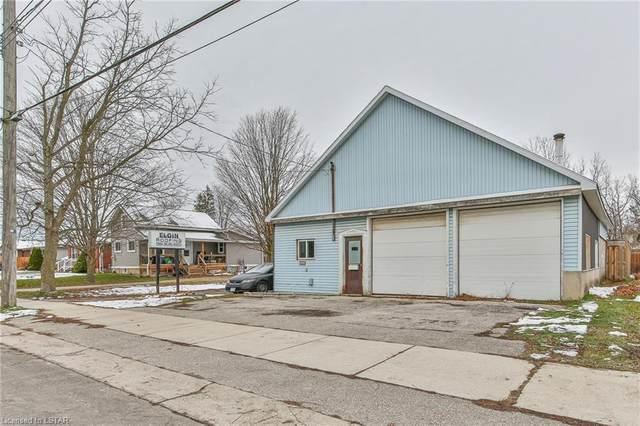 45 Forest Street, Aylmer, ON N5H 1A5 (MLS #40046030) :: Sutton Group Envelope Real Estate Brokerage Inc.