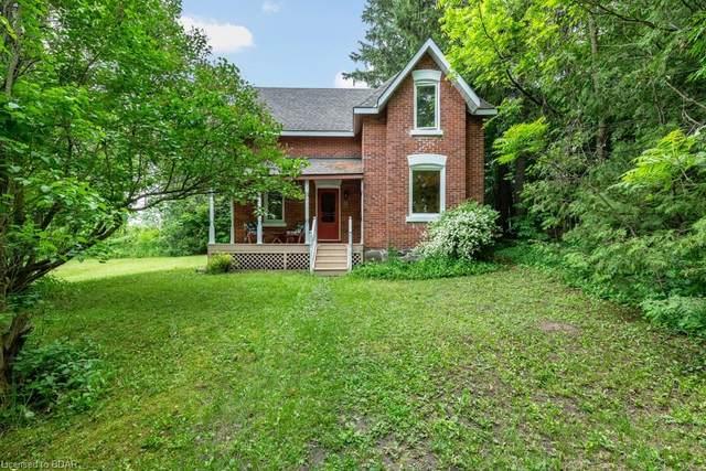 445 Mt St Louis Road W, Moonstone, ON L0L 1V0 (MLS #40046120) :: Sutton Group Envelope Real Estate Brokerage Inc.