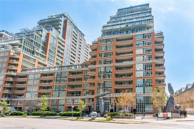 85 East Liberty Street #428, Toronto, ON M6K 0A2 (MLS #40046141) :: Sutton Group Envelope Real Estate Brokerage Inc.