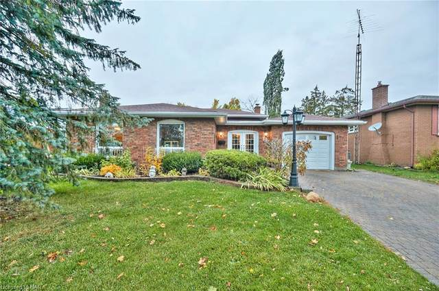 39 Calla Terrace, Welland, ON L3C 5S6 (MLS #40046166) :: Sutton Group Envelope Real Estate Brokerage Inc.