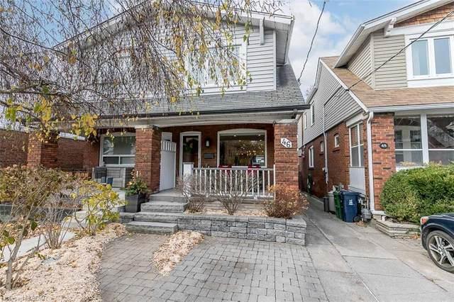 46 Marlow Avenue, Toronto, ON M4J 3T9 (MLS #40046235) :: Sutton Group Envelope Real Estate Brokerage Inc.
