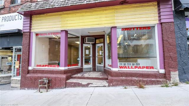 79 Main Street, Penetanguishene, ON L9M 1S8 (MLS #40046266) :: Sutton Group Envelope Real Estate Brokerage Inc.