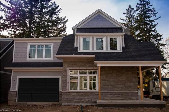 2134 New Street Street, Burlington, ON L7R 1H8 (MLS #40046269) :: Sutton Group Envelope Real Estate Brokerage Inc.