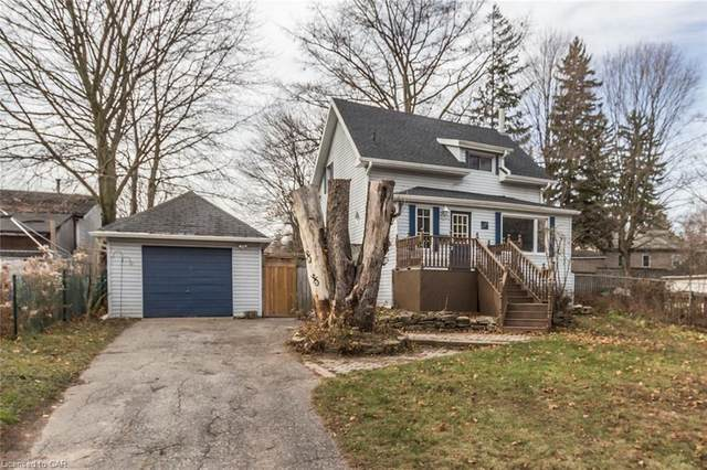 170 Strathcona Street, Cambridge, ON N2C 1R4 (MLS #40046365) :: Sutton Group Envelope Real Estate Brokerage Inc.