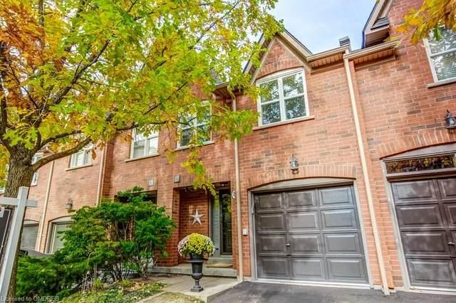 1084 Queen Street W #22, Mississauga, ON L5H 4K4 (MLS #40046366) :: Sutton Group Envelope Real Estate Brokerage Inc.
