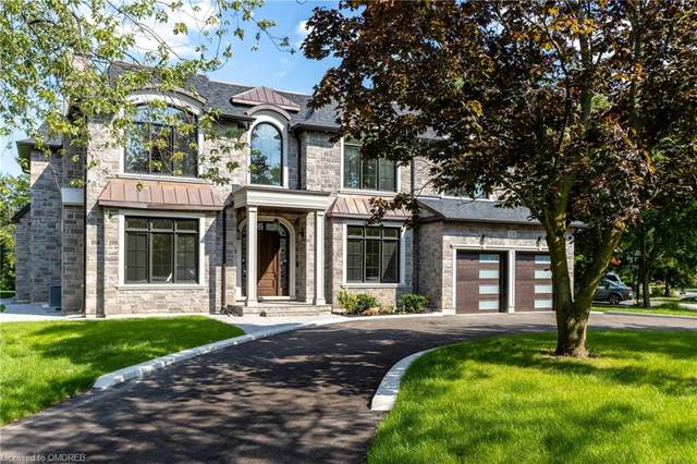235 Willowridge Court, Oakville, ON L6L 5J1 (MLS #40046381) :: Sutton Group Envelope Real Estate Brokerage Inc.