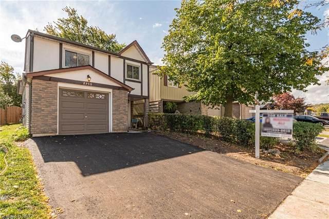 2350 Coldstream Drive, Burlington, ON L7P 3Z9 (MLS #40046382) :: Sutton Group Envelope Real Estate Brokerage Inc.