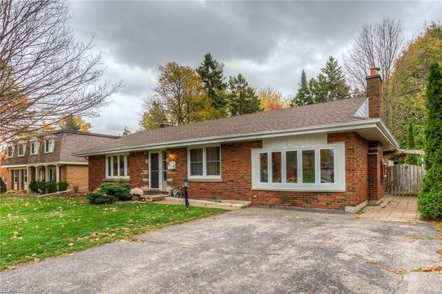 160 Churchill Drive, Cambridge, ON N1S 1S2 (MLS #40046392) :: Sutton Group Envelope Real Estate Brokerage Inc.