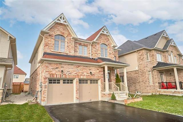 164 Gold Park Gate, Angus, ON L0M 1B4 (MLS #40046394) :: Sutton Group Envelope Real Estate Brokerage Inc.