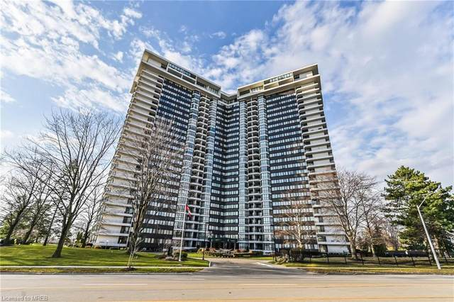1333 Bloor Street #2217, Mississauga, ON L4Y 3T6 (MLS #40046417) :: Sutton Group Envelope Real Estate Brokerage Inc.