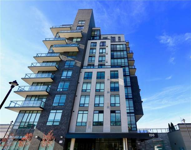 150 Water Street N #210, Cambridge, ON N1R 0B5 (MLS #40046420) :: Sutton Group Envelope Real Estate Brokerage Inc.