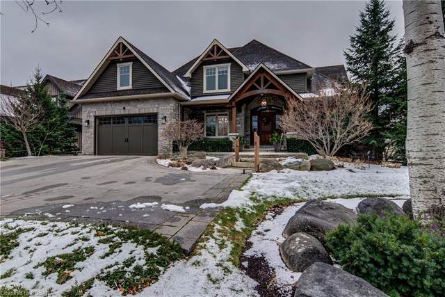 114 Salzburg Place, The Blue Mountains, ON L9Y 0S2 (MLS #40046426) :: Sutton Group Envelope Real Estate Brokerage Inc.