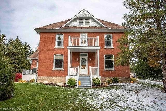 5962 Line 2 ., Granton, ON N0M 1V0 (MLS #40046460) :: Forest Hill Real Estate Collingwood
