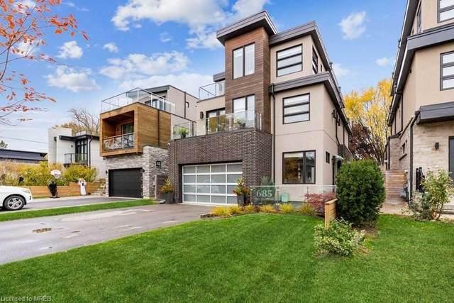 685 Montbeck Crescent, Mississauga, ON L5G 1P4 (MLS #40046519) :: Sutton Group Envelope Real Estate Brokerage Inc.