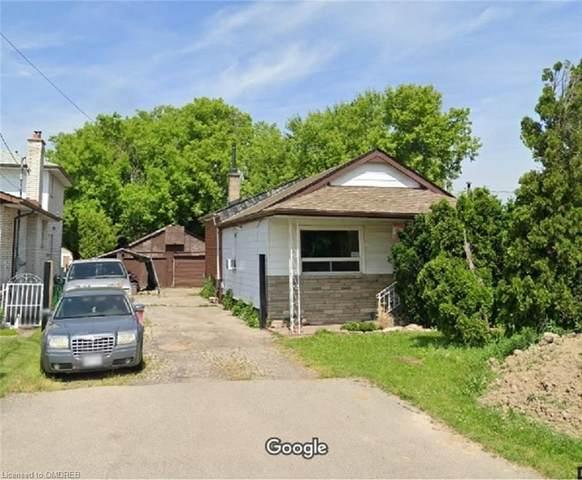 191 Margaret Avenue, Stoney Creek, ON L8E 2H6 (MLS #40046562) :: Sutton Group Envelope Real Estate Brokerage Inc.