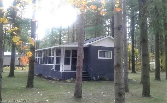 38 Maple Drive, Bayfield, ON N0M 1G0 (MLS #40046606) :: Sutton Group Envelope Real Estate Brokerage Inc.