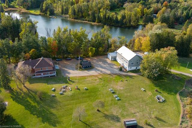 10602 9 Highway, Palgrave, ON L0N 1P0 (MLS #40046607) :: Sutton Group Envelope Real Estate Brokerage Inc.