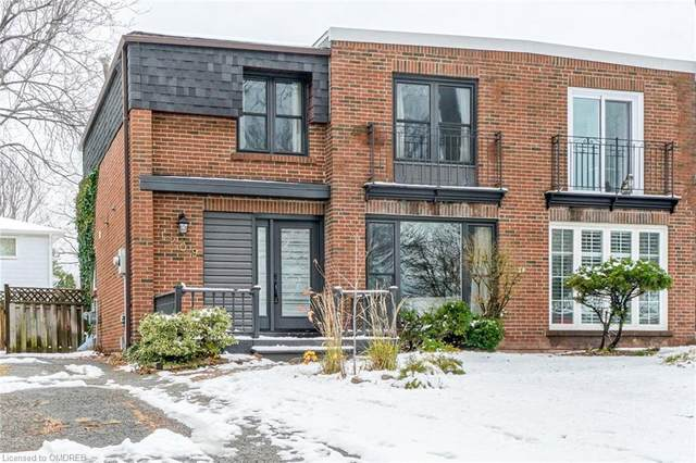 1209 Garthdale Court, Oakville, ON L6H 2M1 (MLS #40046636) :: Sutton Group Envelope Real Estate Brokerage Inc.