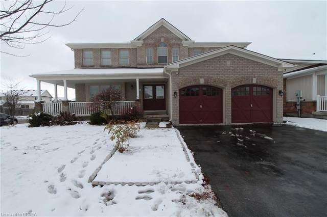 92 Hunter Way, Brantford, ON N3T 0A2 (MLS #40046685) :: Sutton Group Envelope Real Estate Brokerage Inc.