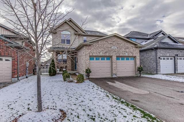 22 Elliott Trail, Thorndale, ON N0M 2P0 (MLS #40046716) :: Sutton Group Envelope Real Estate Brokerage Inc.