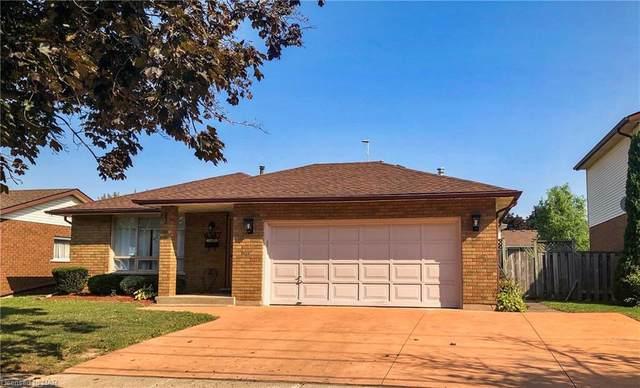 6387 Riall Street, Niagara Falls, ON L2J 1Z4 (MLS #40046718) :: Sutton Group Envelope Real Estate Brokerage Inc.