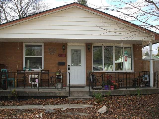 268 Carrie Street, Strathroy, ON N7G 3C8 (MLS #40046735) :: Sutton Group Envelope Real Estate Brokerage Inc.