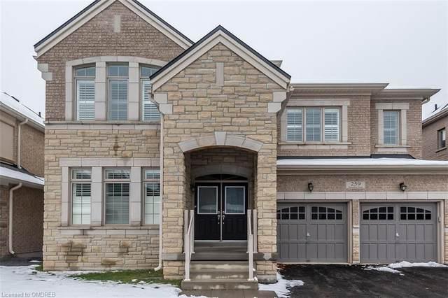 259 Humphrey St Street, Waterdown, ON L8B 1X4 (MLS #40046738) :: Sutton Group Envelope Real Estate Brokerage Inc.
